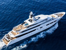 Exclusive: Luxury Yacht SUERTE To Attend MYBA Charter Show 2016