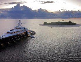 Superyacht 'Triple Seven' Set for Winter Charter Season in the Maldives