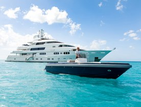Charter Lurssen motor yacht TITANIA in Thailand this winter