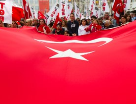 Turkey Riots Travel Advice for Yacht Charter Vacations