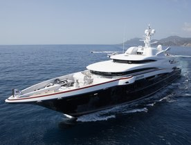 Superyacht ANASTASIA to be Largest Yacht to Attend Singapore Yacht Show