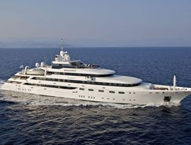 Superyacht O'MEGA set to attend Antigua Charter Yacht Show 2018