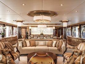 Superyacht 'Lady Sara' (ex 'Lady Linda') Rejoins Global Charter Fleet