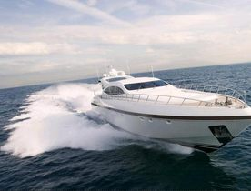 Motor Yacht 'Hercules 1' Available for Event Charter