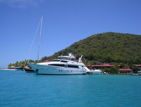 OLGA Charter Yacht Available in the Bahamas