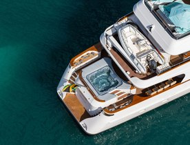 Superyacht TOUCH Offers A Free Night's Charter In The Caribbean This August