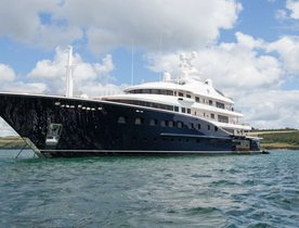 Charter Yacht AQUILA Nominated For ISS Refit Award