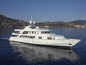 Save €15,000 On Board Motor Yacht KANALOA in the Mediterranean