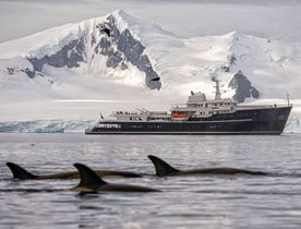 Antarctica charter special: save 10% on board expedition yacht LEGEND