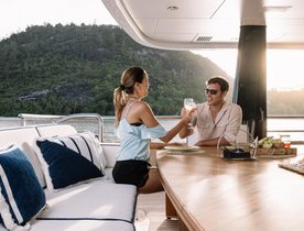 Discover Thailand aboard Amels superyacht LILI