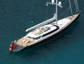 Red Dragon for Charter in The Seychelles