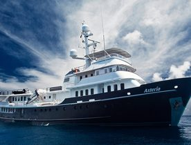Winter Charter in Antarctica on board ASTERIA