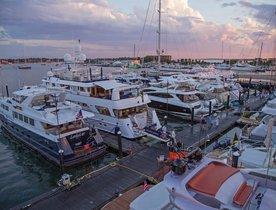 Newport Charter Yacht Show 2019