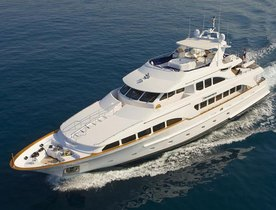 Benetti Charter Yacht ENCHANTRESS Offers 10% Rate Reduction In The Mediterranean