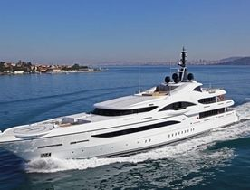 Superyacht VICKY Joins the Global Charter Fleet