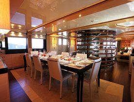 Superyacht '2 LADIES' Has Christmas Availability