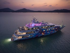 Superyacht SALUZI Receives Award for Best Asia-Based Charter Yacht