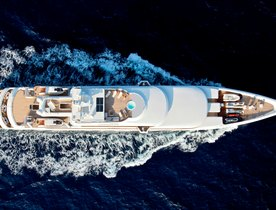 Superyacht O'MEGA available for Caribbean charters in February 2020