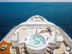 Mediterranean charter special aboard luxury yacht ELENI
