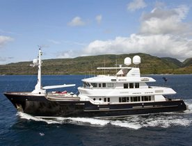 Expedition Yacht KOI Special Offer