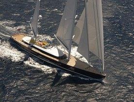 Sailing Yacht 'Mondango 3' Enjoys Debut Charter Season In The Caribbean
