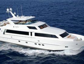 Last-Minute Discount on Superyacht SEAFARER