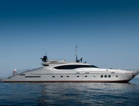 South of France charter deal: Save 50% on superyacht IZUMI