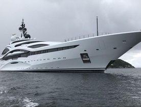 Lurssen Delivers Superyacht 'Al Lusail'