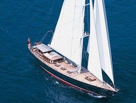 Luxury Sailing Yacht SHAMOUN Available in Australia