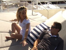 VIDEO: A Walkthrough Of Below Deck Season 4 Yacht VALOR