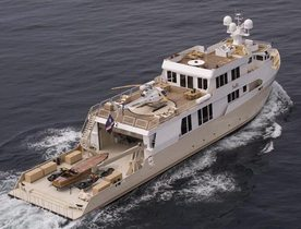 Charter Yacht SuRi to Feature in Jason Statham Blockbuster