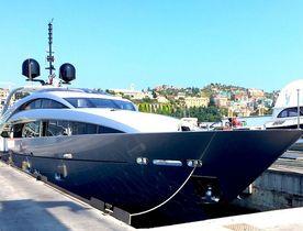 FIRST LOOK: Superyacht MATSU Completes Refit