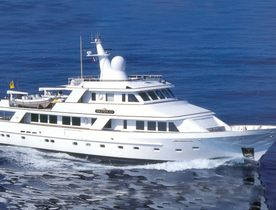 Reduced Summer Rate on Motor Yacht MONACO