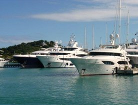 Antigua Charter Show 2013 Day Four