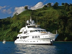 Luxury Motor Yacht 'I LOVE THIS BOAT' Joins Charter Fleet