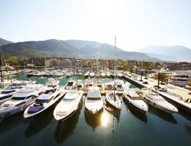 Porto Montenegro Superyacht Marina Extension Now Open
