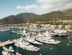 Porto Montenegro Unveils World's Largest Superyacht Berth