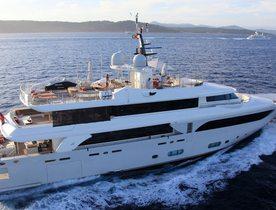 Motor Yacht 'Avant Garde' Joins The Charter Fleet