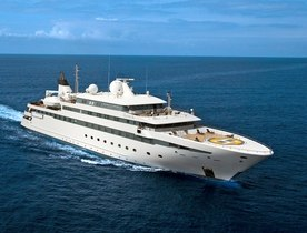 Foil Application on Windows of Charter Yacht 'Lauren L' Completed