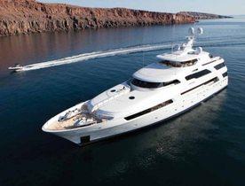 Mega Yacht ARIANNA - New England Charter Offer