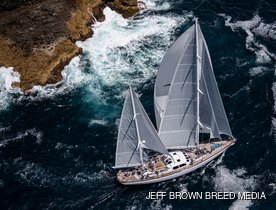 Alloy sailing yacht TAWERA wins NZ Millennium Cup 2019