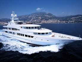 Charter Yacht 'Lady Lola' Available In The Bahamas and Caribbean This Winter