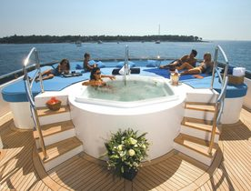 Superyacht ELENI Offers Rate Reduction For Croatia Charter Vacations