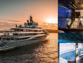 REVEALED: The world's most expensive charter yachts to rent for over $1 million p/w