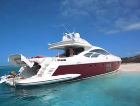 Video of Bahamas Luxury Yacht Vacation via the Exuma Islands