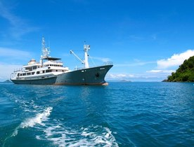 Expedition Yacht SALILA Offers Solar Eclipse Experience in Indonesia