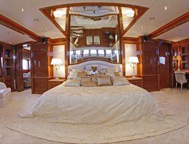 Benetti Superyacht ANNAEVA Newly Available in Sardinia