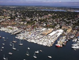 5 Superyachts to See at the Newport Charter Show 2015