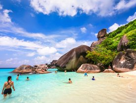 Why You Have to Visit the Similan and Andaman Islands During your Thailand Charter Vacation