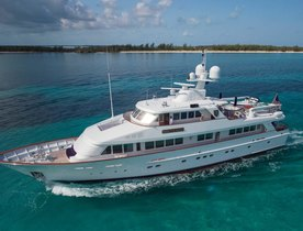 Last-minute Bahamas charter special with Feadship superyacht 'Lady Victoria'